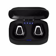 저렴한 -bestsin A7 귀에 무선 헤드폰 이어폰 플라스틱 쉘 EARBUD 이어폰 멋진 / 스테레오 / 마이크 포함 헤드폰