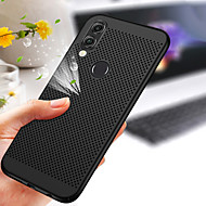 cheap -Case For Huawei Huawei P30 / Huawei P30 Pro Ultra-thin Back Cover Solid Colored Hard PC for Huawei P20 / Huawei P20 Pro / Huawei P20 lite