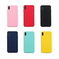 tok Για Samsung Galaxy Note 9 / Note 8 Εξαιρετικά λεπτή Πίσω Κάλυμμα Μονόχρωμο Μαλακή TPU για Note 9 / Note 8