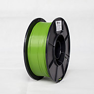 cheap -Gree Color PLA Material 1.75mm 1kg for 3D Printer