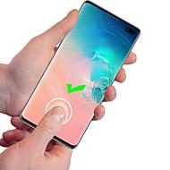 levne -Screen Protector pro Samsung Galaxy S9 / S9 Plus / S8 Plus TPU Hydrogel 1 ks Celkový kryt High Definition (HD) / odolné proti výbuchu / Ultra tenké