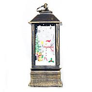abordables -chandelles de noël nouveauté éclairages bougeoir lampe décorative décor à la maison cadeau de noël suspendu décor de noël l