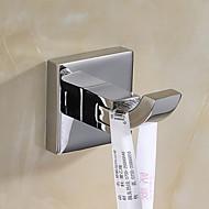 economico -Appendi-accappatoio Nuovo design / Creativo Moderno / Tradizionale Acciaio inossidabile / Metallo 1pc - Bagno Montaggio su parete