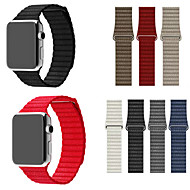 cheap -Smartwatch Band for Apple Watch Series 4/3/2/1 Apple Sport Band Genuine Leather Wrist Strap