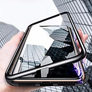 billige -Etui Til Apple iPhone XR / iPhone XS Max Stødsikker / Ultratyndt / Transparent Fuldt etui Ensfarvet Hårdt Tempereret glas for iPhone XS / iPhone XR / iPhone XS Max