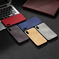 billige -Etui Til Apple iPhone XR / iPhone XS Max Stødsikker Bagcover Ensfarvet Blødt TPU for iPhone XS / iPhone XR / iPhone XS Max