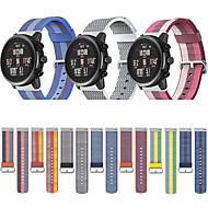 billige -Klokkerem til Huami Amazfit Stratos Smart Watch 2/2S Xiaomi Sportsrem Stoff / Nylon Håndleddsrem