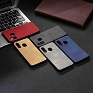 זול -מגן עבור Samsung Galaxy A7 (2018) / A6 (2018) עמיד בזעזועים כיסוי אחורי אחיד רך TPU ל A6 (2018) / Galaxy A7(2018) / Galaxy A10 (2019)