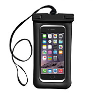 cheap -Case For Universal Universal Water Resistant Waterproof Pouch Solid Colored Soft TPU for Universal