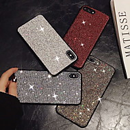 cheap -Case For Apple iPhone XS Max / iPhone 6 Glitter Shine Back Cover Glitter Shine Hard PVC for iPhone XS / iPhone XR / iPhone XS Max