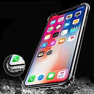d1d5e3b3f رخيصةأون أغطية أيفون-كفر ايفون xs max xs من الصدمات يغطي شفاف سيليكون ناعم  TPU