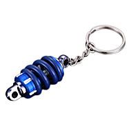 olcso -autó motorkerékpár módosított lengéscsillapító kulcstartó autó autó csillapítás módosított kulcstartó