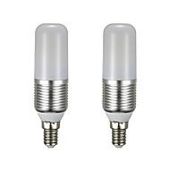 economico -2pcs 12 W LED a pannocchia 790 lm E14 T 78 Perline LED SMD 2835 Bianco caldo Bianco 85-265 V