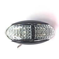 povoljno -10pcs crvena / jantar LED strani klirens markeri auto kamion prikolica svjetiljke 12v 24v