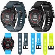 tanie -Watch Band na Fenix 5x / Fenix 5x Plus / Fenix 3 HR Garmin Narzędzia DIY Silikon Opaska na nadgarstek