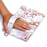 baratos -Capinha Para Apple iPad mini 5 / iPad 4/3/2 Antichoque / Com Suporte / Estampada Capa traseira Mármore Macia TPU para iPad Mini 5 / iPad Air / iPad 4/3/2