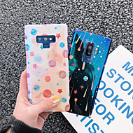 povoljno -Θήκη Za Samsung Galaxy Note 9 / Note 8 IMD / Uzorak Stražnja maska Krajolik Mekano TPU za Note 9 / Note 8