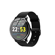 お買い得  -Kimlink R88 男女 スマート·ウォッチ Android iOS ブルートゥース 防水 タッチスクリーン 心拍計 血圧測定 スポーツ 歩数計 着信通知 アクティビティトラッカー 睡眠サイクル計測器 座りがちなリマインダー