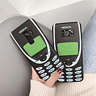 povoljno -Θήκη Za Samsung Galaxy Note 9 / Note 8 IMD / Uzorak Stražnja maska Riječ / izreka Mekano TPU za Note 9 / Note 8