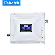 お買い得  -lintratek 3 g 4 g lte携帯信号ブースターumts 2100 mhz lte 1800 mhzデュアルバンド携帯電話信号増幅器