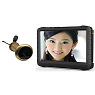 halpa -Factory OEM Langaton 5 inch Hands-free One to One video ovipuhelin
