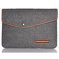 cheap -11.6 Inch Laptop / 12 Inch Laptop / 13.3 Inch Laptop Tablet Cases Bast & Leaf Fibre Solid Color Unisex Water Proof