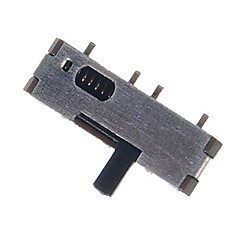 זול חלקי חילוף לנינטנדו DS-Replacement Power Switch Part for Nintendo DS Lite
