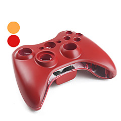 Replacement Case Housing for Xbox 360 Wireless Controller (Assorted Colors)