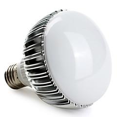 halpa LED-lamput-910 lm E26/E27 LED-pallolamput 12 ledit Teho-LED Neutraali valkoinen AC 85-265V