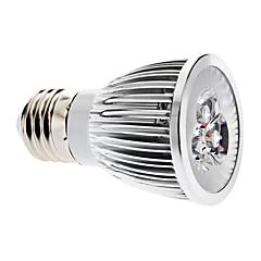 abordables Bombillas LED-3000lm E26 / E27 Focos LED MR16 3 Cuentas LED COB Regulable Blanco Cálido 220-240V