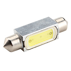 abordables Luces Interiores de Coche-41mm Coche Bombillas COB 100-120 lm Luces interiores For Universal