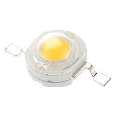 halpa Suuritehoiset LEDit-zdm ™ 1w 80-90lm 2850-3050k lämpimän valkoisen valon led-emitterit (3-3.2v, 20-pack)