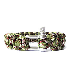 cheap Emergency & Survival-Survival Bracelet Hiking Survival Polycarbonate pcs