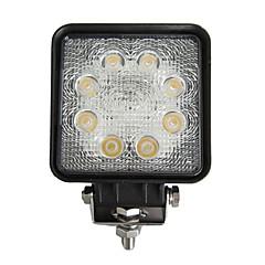 abordables Iluminación para Vehículos Industriales-Coche Bombillas 24W 8 Luz de Casco / Luz Antiniebla