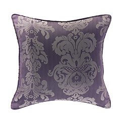 Country Floral Decorative Pillow Cover