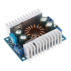 DC Boost 8-32V to 9-46V DC Voltage Converter 150W Notebook Mobile Regulated Power Supply Module