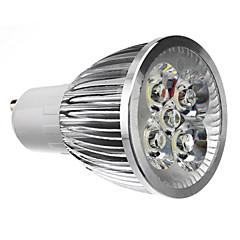 preiswerte LED-Birnen-1pc 5 W 300 lm GU10 LED Spot Lampen 5 LED-Perlen Hochleistungs - LED Warmes Weiß / Kühles Weiß / Natürliches Weiß 110-240 V / 85-265 V