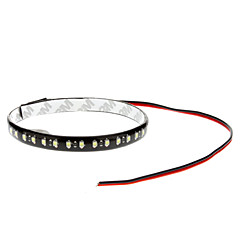 Car White 2W SMD 3528 Strip Light