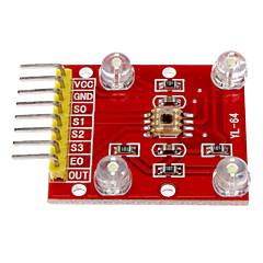 お買い得  センサー-色認識モジュール、TCS3200カラーセンサー、カラーモジュール
