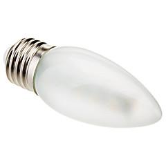 お買い得  LED 電球-2.5 W 100-150 lm E26 / E27 LEDキャンドルライト C35 16 LEDビーズ SMD 5050 装飾用 温白色 220-240 V / RoHs
