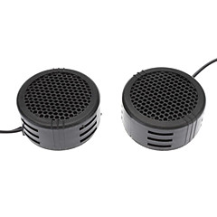 2x Super Power Alto Áudio Dome Tweeter Alto-falante para carro Auto