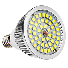 cheap LED Bulbs-6W 500-300 lm E14 LED Spotlight MR16 48 leds SMD 2835 Natural White AC 100-240V