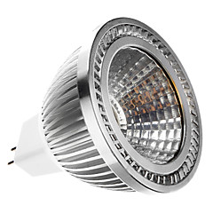 cheap LED Bulbs-2700 lm GU5.3(MR16) LED Spotlight MR16 1 leds COB Warm White AC 12V DC 12V