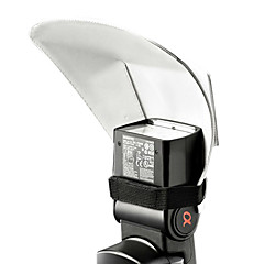 YONGNUO YN-565 YN-560 YN-468 YN460 II için Flash Bounce Reflektör Kart Difüzör
