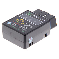 HHOBD Torque Android Bluetooth OBD2 trådlös CAN BUS Scanner Interface Adapter Live Data