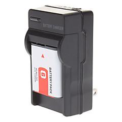 np-bg1 np-FG1 Akku mit Ladegerät für Sony DSC-W100 t100 W120 W150 W200 W290 W300