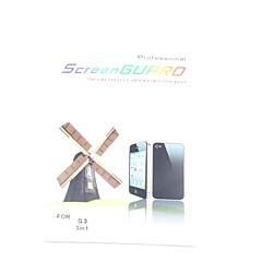 3x tydlig front skärmskydd till Samsung Galaxy S3 i9300