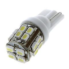20 1206 SMD LED Car T10 168 194 W5W Side Wedge Light Lamp Bulb White