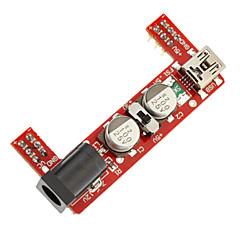 에 대한 전원 공급 장치 모듈 2 웨이 5V/3.3V (Arduino를위한)