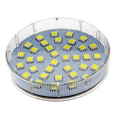お買い得  LED 電球-5W 280-350 lm GX53 LEDスポットライト 36 LEDの SMD 5050 クールホワイト AC 220-240V